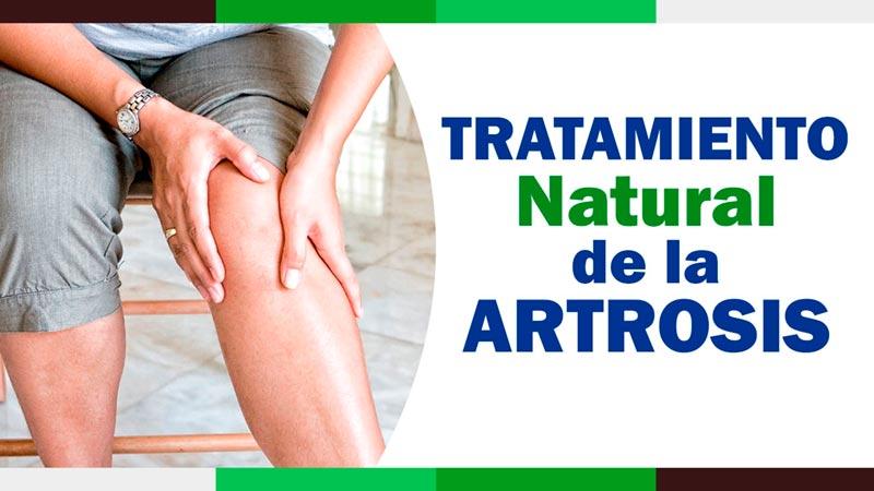 Como Curar la Artrosis – Tratamiento de la Artrosis de forma Natural